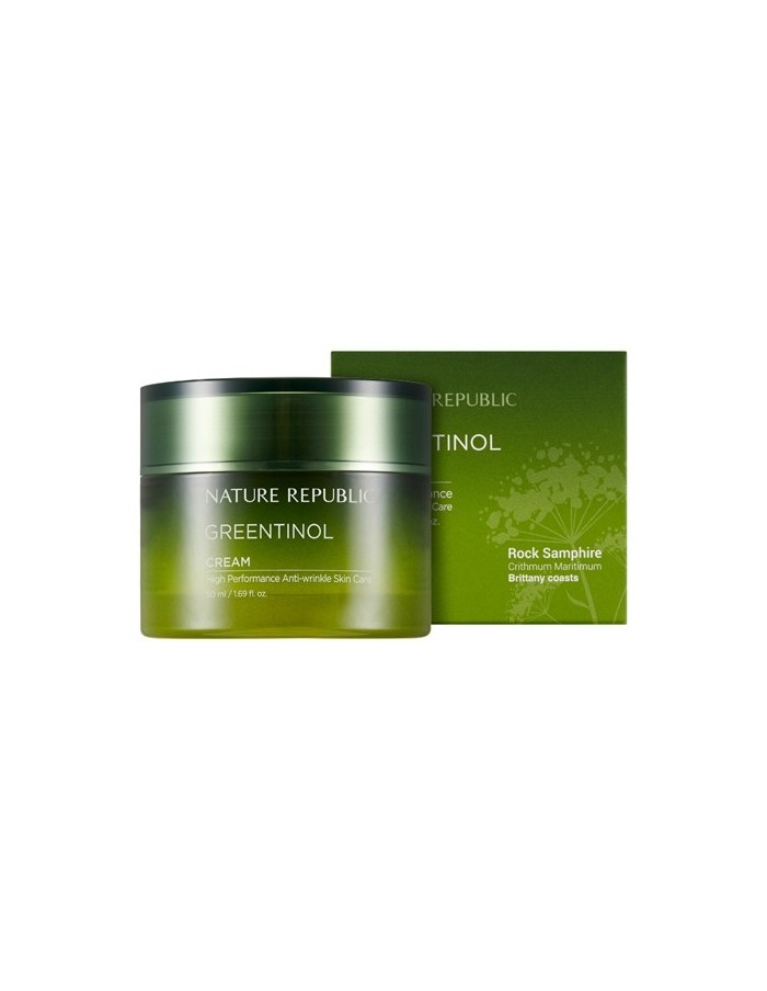 [ Nature Republic ] GREENTINOL Cream 50ml