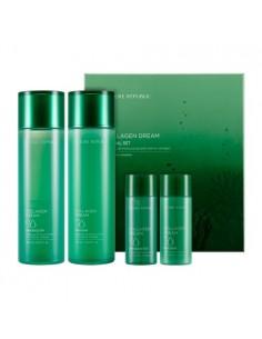 [ Nature Republic ] Collagen Dream Skin Booster & Emulsion Set