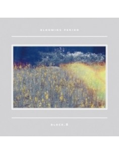 Block B 5th Mini Album - Blooming period CD + Poster