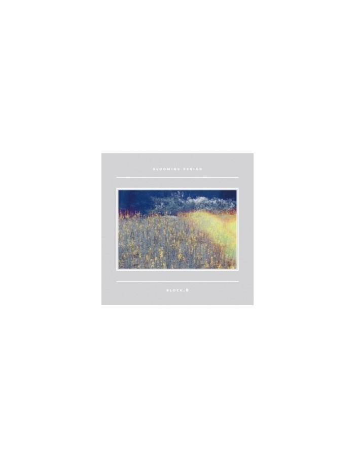 Block B 5th Mini Album - Blooming period CD + Poster