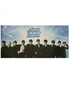 [Poster] Super Junior - All about Super Junior 'TREASURE WITHIN US' DVD Poster