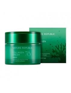 [ Nature Republic ] Collagen Dream 70 Cream 50ml