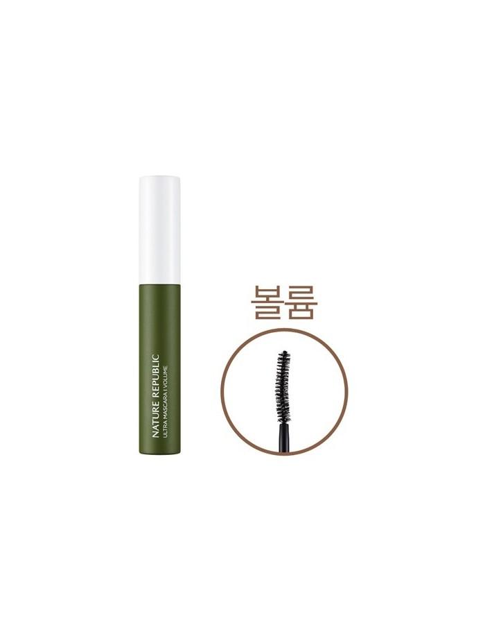 [ Nature Republic ] Ultra Mascara 7.5g (2Kinds)