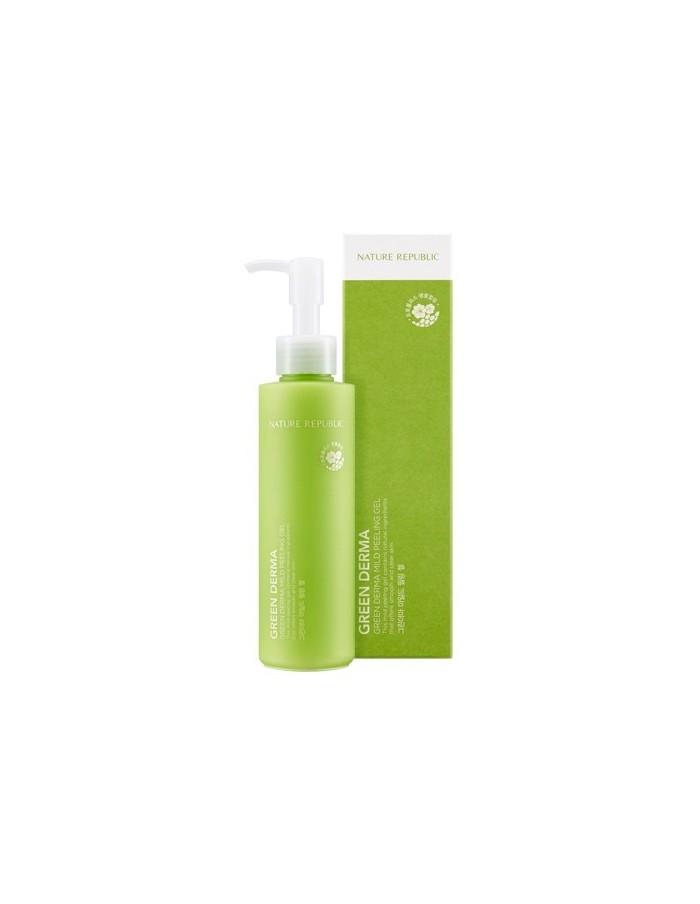 [ Nature Republic ] GREEN DERMA Mild Peeling Gel 150ml