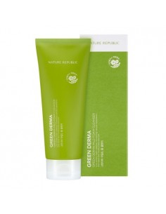 [ Natrure Republic ] GREEN DERMA Cleansing Foam 150ml