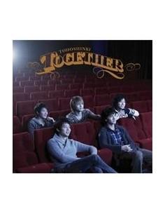 TVXQ  TOGETHER SINGLE CD + DVD
