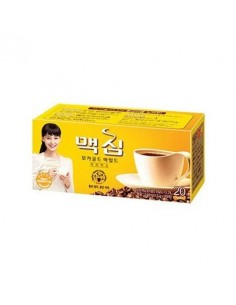 Korean Maxim MOCHA GOLD MILD Instant Coffee Mix 20 Sticks POUCH 12g x20 Pcs