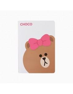 [LINE FRIENDS Goods] Choco Note (L)
