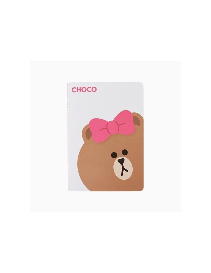 [LINE FRIENDS Goods] Choco Note (L)