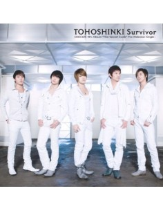 TVXQ 26TH SURVIVOR SINGLE