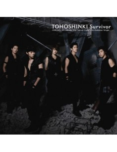 TVXQ 26TH SURVIVOR CD + DVD