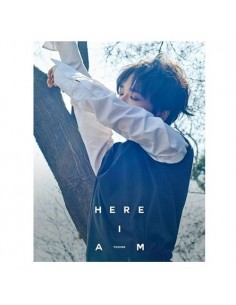 Super Junior YESUNG 1st Mini Album - HERE I AM CD + Poster