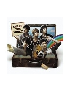 TVXQ SHARE THE WORLD ウィ-ア-!