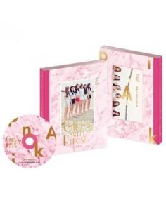 APINK -GIRL'S SWEET REPOSE - Photobook (320p) + DVD + 1 photocard + 1 poster