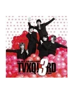 TVXQ 'O`-正.反.合. VOL.3 C VER. - CD + DVD