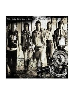TVXQ 'O`-正.反.合. VOL.3 CD + PHOTO