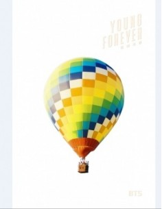 BTS 화양연화 YOUNG FOREVER CD + POSTER (DAY VERSION)