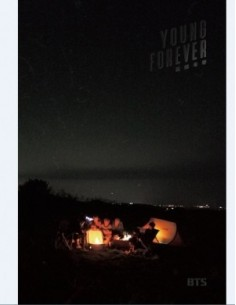 BTS 화양연화 YOUNG FOREVER CD + POSTER (NIGHT VERSION)