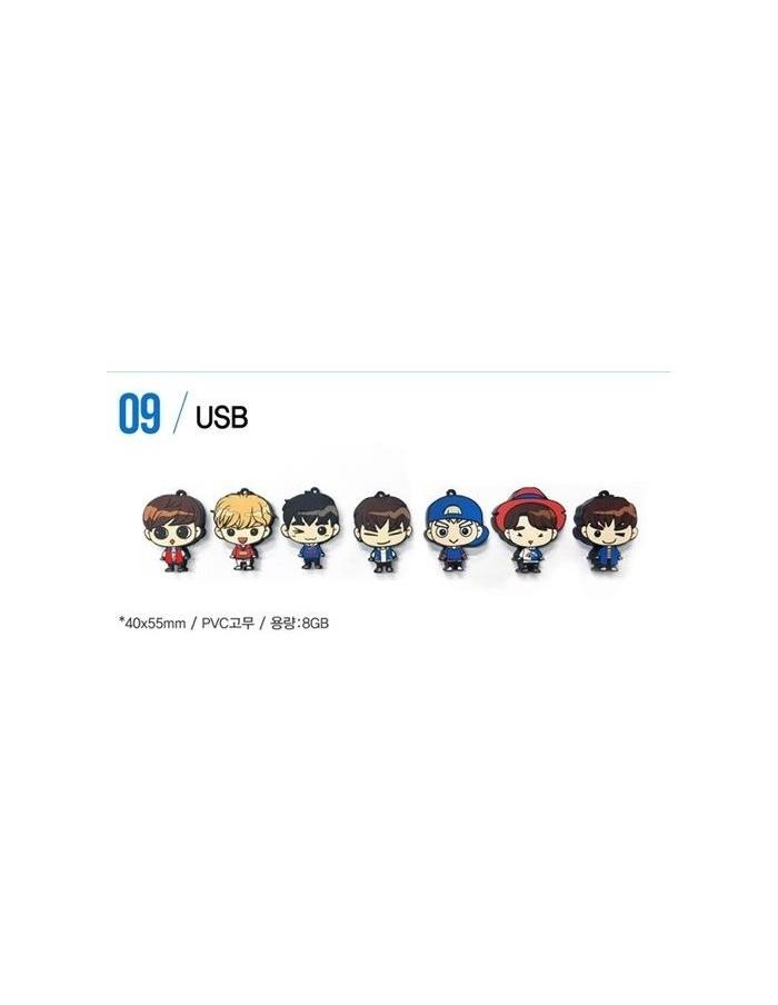GOT7 1st Concert : FLY Goods - USB