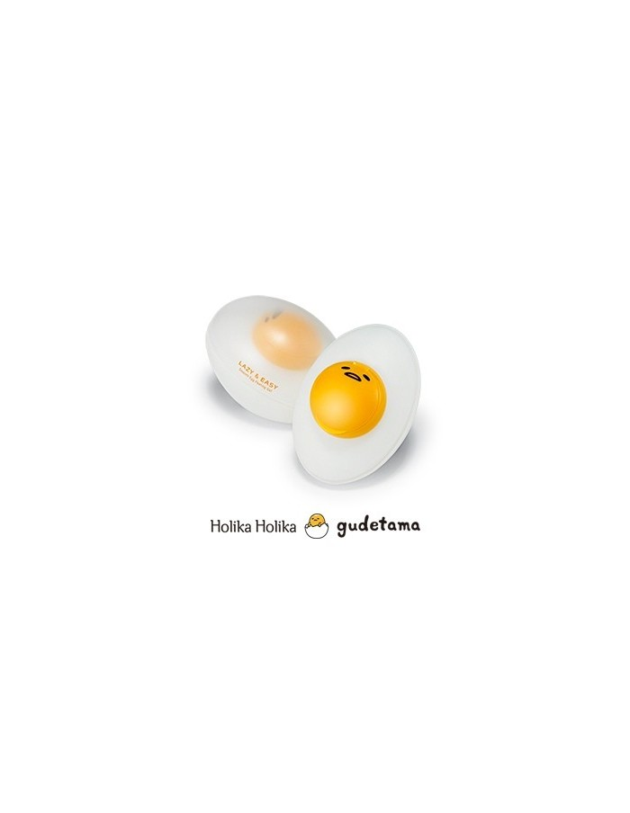 [Holika Holika] GUDETAMA Collaboration : LAZY & EASY Smooth Egg Skin Peeling Gel 140ml