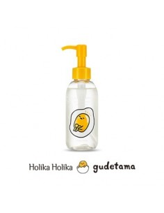 [Holika Holika] GUDETAMA Collaboration : LAZY & EASY All Kill Cleanser Oil To Foam 150ml