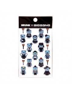 [MADE] BIGBANG X KRUNK ARTTOY STICKER