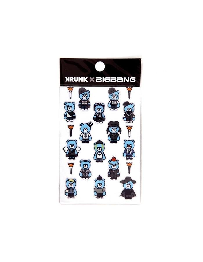[MADE] BIGBANG X KRUNK ARTTOY STICKER