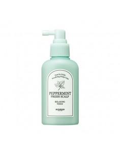 [Skin Food] Peppermint Fresh Scalp Relaxing Tonic 120ml