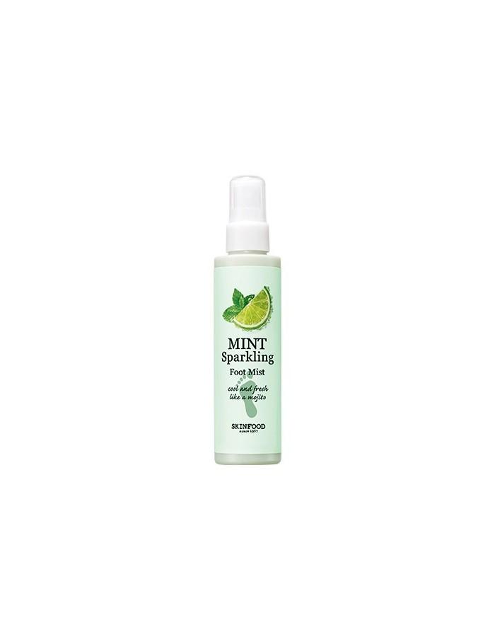 [Skin Food] Mint Sparkling Foot Mist 80ml