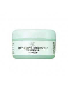[Skin Food] Peppermint Fresh Scalp Cooling Mask 200g