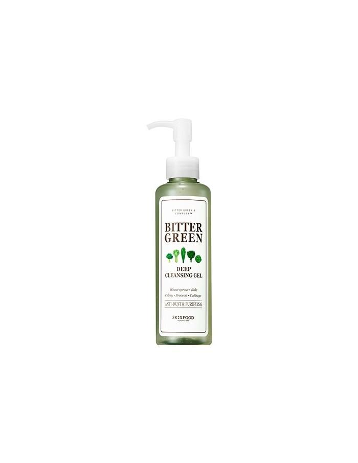 [SKIN FOOD] Bitter Green Deep Cleansing Gel 200ml