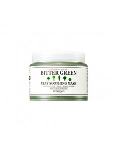 [SKIN FOOD] Bitter Green Clay Soothing Mask 145g