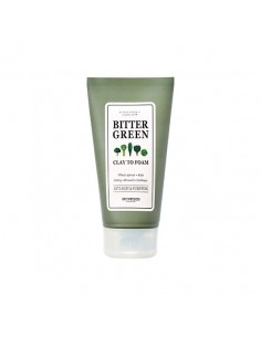 [SKIN FOOD] Bitter Green Clay to Foam 170g