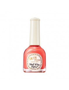 [Skin Food]  Nail Vita Alpha 10ml - Fruit Cocktail (6Colors)