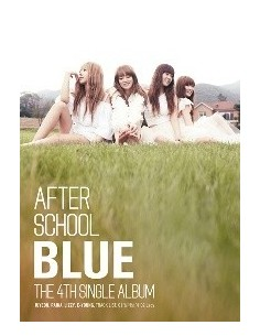 AFTER SCHOOL BLUE (A.S.BLUE) - BLUE (THE 4TH SINGLE ALBUM)