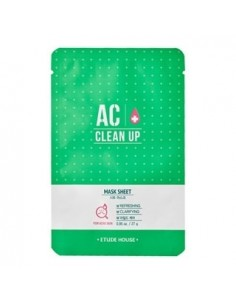 [ETUDE HOUSE] AC Clean Up Mask Sheet 27g
