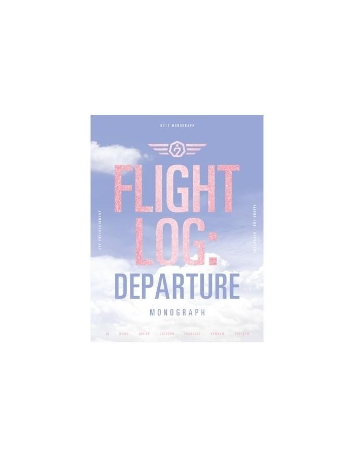 GOT7 - FLIGHT LOG: DEPARTURE GOT7 MONOGRAPH (1 DISC)