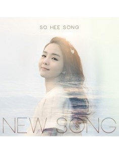 Song So Hee 1st Mini Album - NEW SONG CD