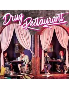 DRUG RESTAURANT Single Album - DRUG RESTAURANT CD + Postet