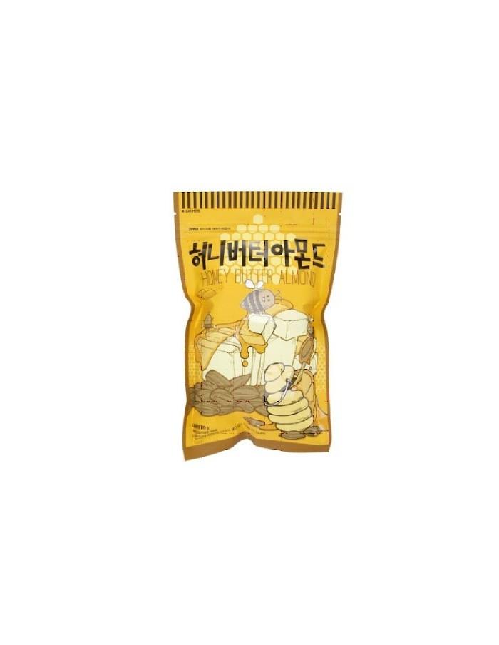 TOM's GILIM Honey Butter Almond 250g