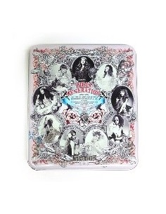 Girls Generation SNSD 3rd Album vol 3 - THE BOYS CD + Poster [Pre-Order]