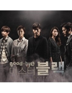 MBC Drama Good Bye Mr. Black O.S.T CD