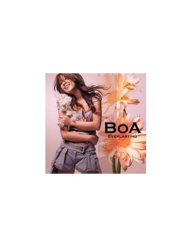 BOA EVERLASTING (JAPAN SINGLE)
