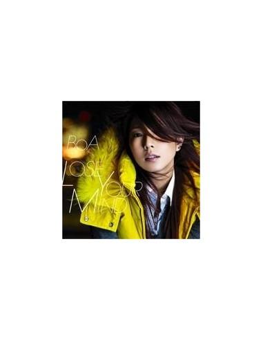 BOA LOSE YOUR MIND (FEAT. YUTAKA FURUKAWA FROM DOPING PANDA) (CD + DVD)