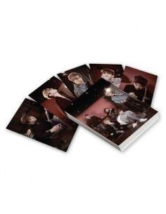 DAY6 2nd Concert Goods - Postcard Set