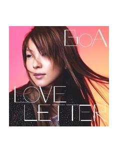BOA LOVE LETTER (SINGLE CD + DVD)