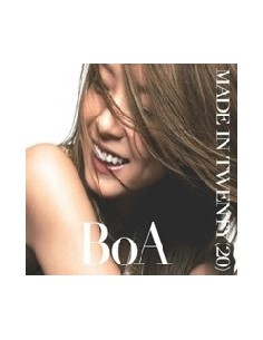 BOA MADE IN TWENTY(20) (CD + DVD + POSTCARD 1)