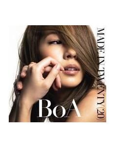 BOA MADE IN TWENTY(20) (CD + POSTCARD 1)