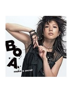 BOA MAKE A SECRET (JAPAN SINGLE)