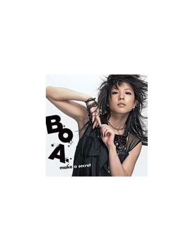 BOA MAKE A SECRET (JAPAN SINGLE)